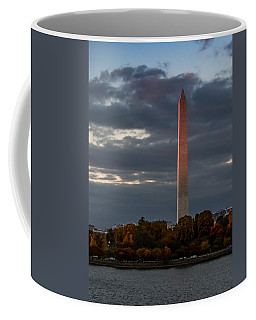 Sunset Glow Coffee Mug by Ed Clark