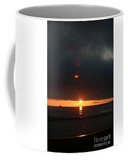 Sunset Going And Going Coffee Mug