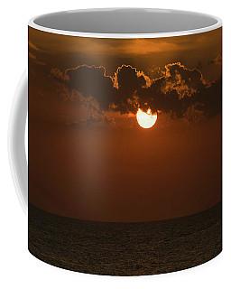 Sunset Gold Cloud Venice Florida Coffee Mug
