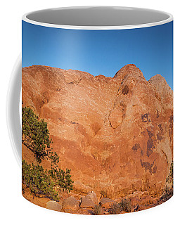 Sunset In Arches National Park Coffee Mug