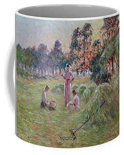 Sunset In Beynac-et-cazenac Coffee Mug