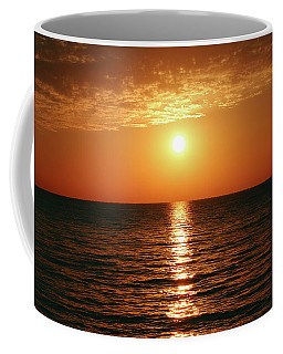 Sunset In Bimini Coffee Mug