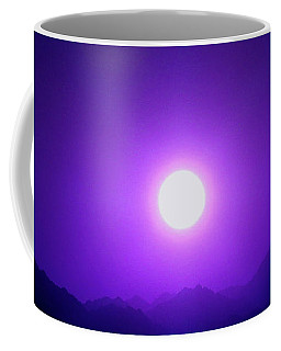 Sunset In Egypt 3 Coffee Mug