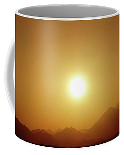 Sunset In Egypt 7 Coffee Mug