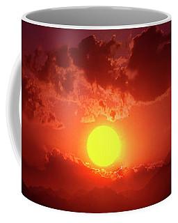Sunset In Egypt 9 Coffee Mug