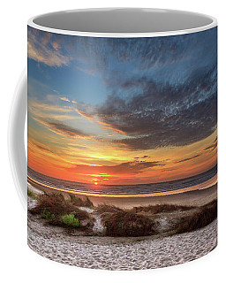 Coffee Mug featuring the photograph Sunset In Florence by James Eddy