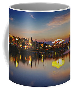 Sunset In Hoi An Vietnam Southeast Asia Coffee Mug