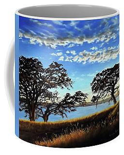 Sunset In Lucerne Coffee Mug
