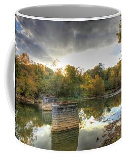 Sunset In Murphy Coffee Mug by Sharon Batdorf