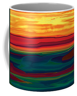 Sunset In Ottawa Valley Coffee Mug by Rabi Khan