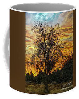 Sunset In Perris Coffee Mug