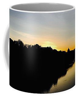 Sunset In Rome Coffee Mug