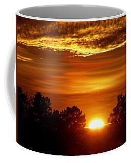 Sunset In Sonoma County Coffee Mug