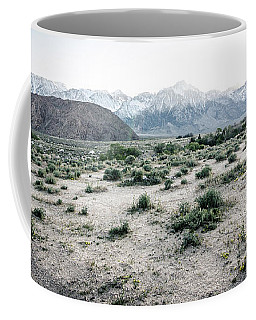 Sunset In The Sierras Coffee Mug
