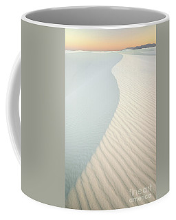 Sunset In White Sands Coffee Mug