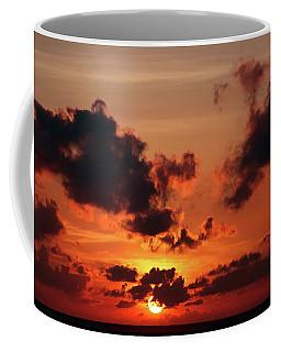 Coffee Mug featuring the photograph Sunset Inspiration by Jenny Rainbow