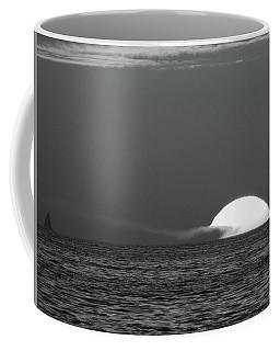 Sailing In The Sunset Coffee Mug