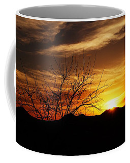 Sunset Coffee Mug by Joseph Frank Baraba