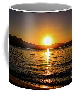Sunset Lake 1 Coffee Mug