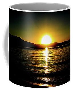 Sunset Lake 2 Coffee Mug