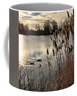 Sunset Lake  Coffee Mug