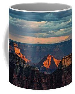 Sunset Lights Angels Gate Coffee Mug