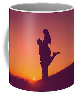 Sunset Love Coffee Mug