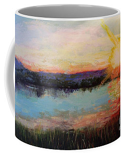 Sunset Coffee Mug by Marlene Book