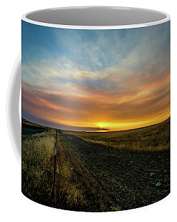 California Sunset Coffee Mug