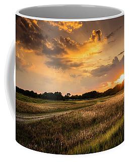 Sunset Meadow Coffee Mug