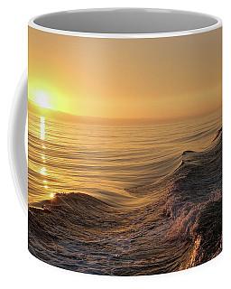 Sunset Meets Wake Coffee Mug