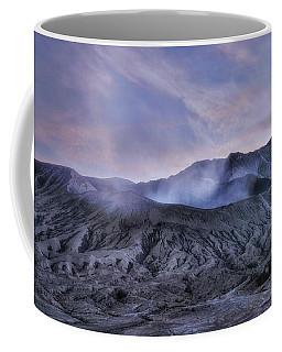 sunset Mount Bromo - Java Coffee Mug