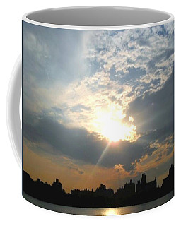 Sunset New York  Coffee Mug