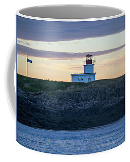 Coffee Mug featuring the photograph Sunset Nova Scotia  by Trace Kittrell