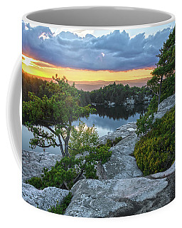 Sunset Of Contentment Coffee Mug