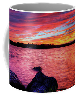Sunset Of Fire Coffee Mug