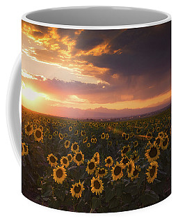Sunset Of Summer Coffee Mug