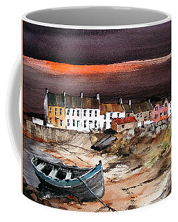 Sunset On Barna, Galway Coffee Mug