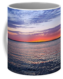 Sunset On Barnegat Bay I - Jersey Shore Coffee Mug