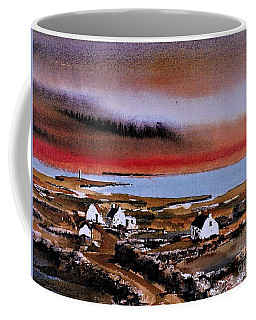 Sunset On Bungowla, Inishmor, Aran. Coffee Mug