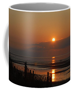 Coffee Mug featuring the photograph Sunset On Cape Cod by Alana Ranney