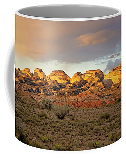 Sunset On Capitol Reef Coffee Mug