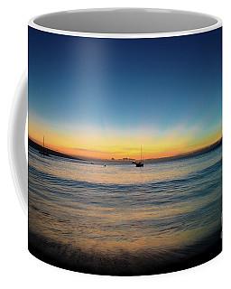 Sunset On Ka'anapali Beach Coffee Mug