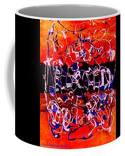 Sunset On Seaweed Beach Coffee Mug