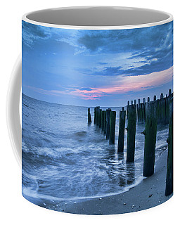 Sunset On The Delaware Bay Coffee Mug