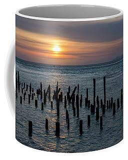 Sunset On The Empire Coffee Mug