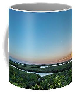 Sunset On The Outer Banks Coffee Mug