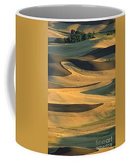 Sunset On The Palouse Coffee Mug