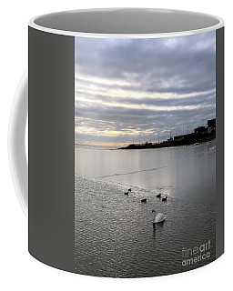Sunset On The Water  Coffee Mug
