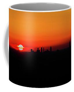 Sunset Over Atlanta Coffee Mug